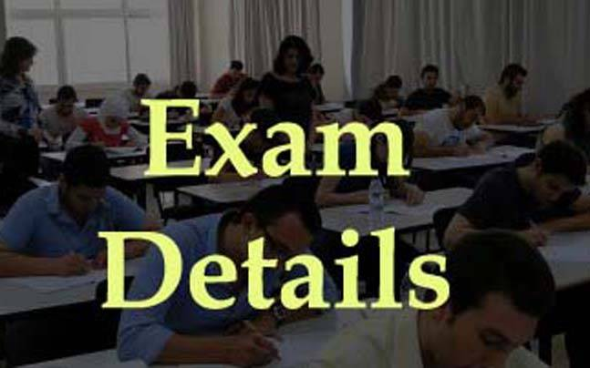 CMDPGEE 2016: Check out the exam details here