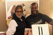 ICC World Twenty20: Bachchan wants Gayle hundred, Indian win. Check out how Gayle responded to Big B