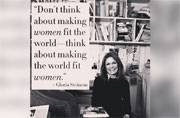 Happy Birthday: Eight quotes from Gloria Steinem that will explain and nail feminism