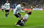Germany beat Italy for first time in over 20 years