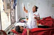 India's health woes: Health Mission budget stuck at Rs 19,000 crore