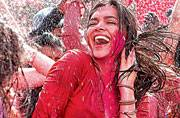 Holi Heroine has gotten a much needed facelift