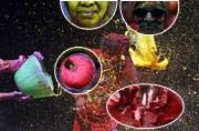 Bura Na Mano Holi Hai! Crazy things you can throw at your friends this Holi