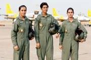 Meet India's first three women fighter pilots