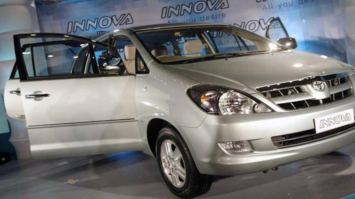 Toyota Innova first generation
