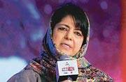 J-K govt formation: Mehbooba likely to meet PM Modi in a day or two