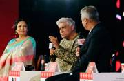 Shabana Azmi and Javed Akhtar at India Today Conclave 2016 (Photo: M Zhazo)