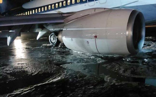 Jet Airways flight 9W 354