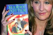 Harry Potter author JK Rowling posts rejection letters, not for revenge, but to inspire