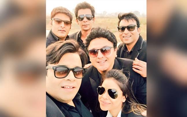 Kapil Sharma Show Actress Name And Images ✓ The GMC Car