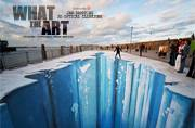 Amazing optical illusions created by street artists