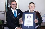 112-year-old Holocaust survivor Israel Kristal named world's oldest man: Interesting facts