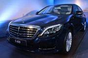 Mercedes Benz launches S 400 for Rs 1.31 crore