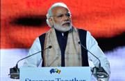 Modi in Brussels: India will never bow to terrorism