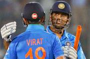 Mahendra Singh Dhoni, the show-stealer, is back!