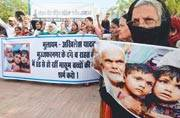 Muzaffarnagar riot report invites angry reactions from all quarters