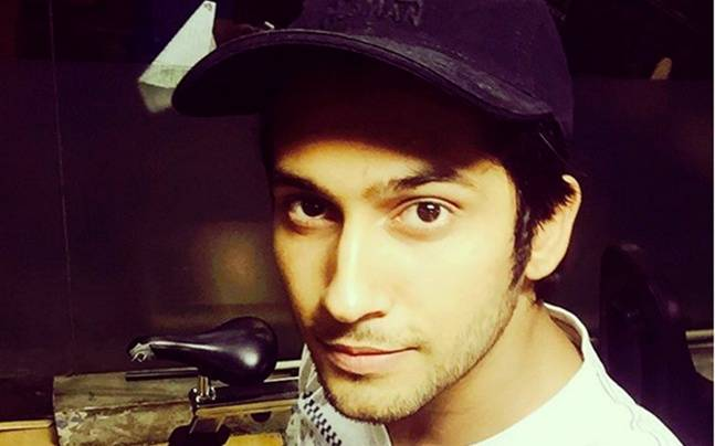 Namish Taneja plays the role of Lakshya in Swaragini Picture courtesy: Instagram/Namish Taneja