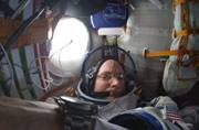 American, Russian astronauts return to earth after 340 days in space