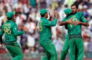 Pakistan team reaches home to hostile reception after flop World T20 campaign