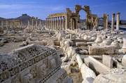 Islamic State driven out of Syria's ancient Palmyra city