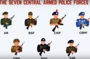 How well do you know India's paramilitary forces and their roles?