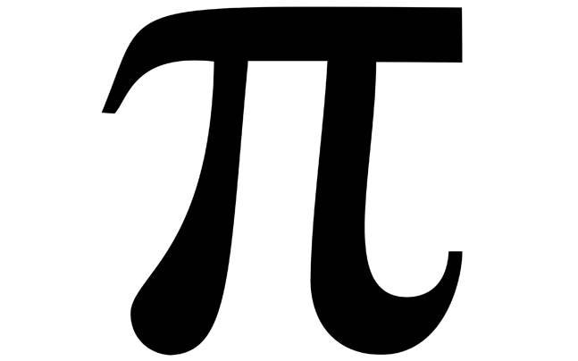 Mathematical Constant Pi