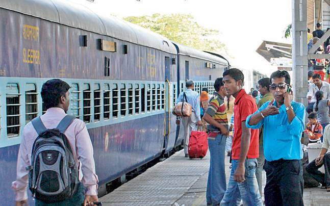 Image result for india railway station