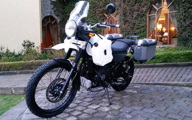 Royal Enfield Opens Bookings For Himalayan In New Delhi Priced At