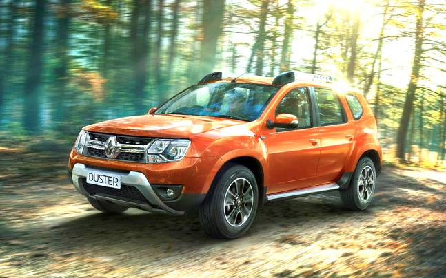 renault india launches all new duster for rs lakh auto news. Black Bedroom Furniture Sets. Home Design Ideas