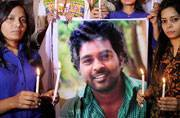 Rohith Vemula's suicide: Protest as Hyderabad Central University V-C resumes office