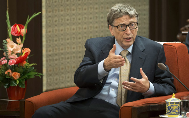 How did Bill Gates get so rich? By erasing word vacation