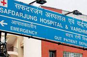 Ordinary patients at Safdarjung please wait! Hospital will treat you only after the VVIP's