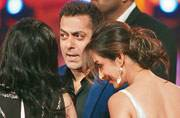 Salman Khan steals the show at Colors Golden Petal Awards with a tantrum