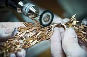 Why gold and diamonds are making way for humbler, non-precious jewels