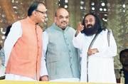 Art of Living fest: Team Modi throws weight behind Sri Sri Ravi Shankar