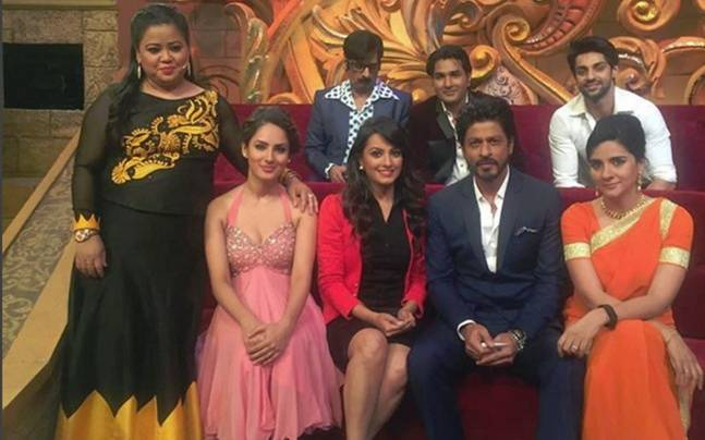 Srk in comedy nights with kapil online dating