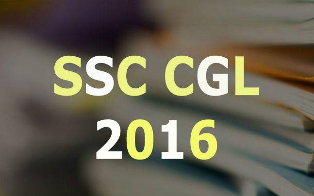 SSC CGL 2016(Part 1 Application): Last day to register