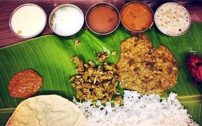 Nagarjuna offers fiery Andhra food. Photo courtesy: Facebook/Divya Agarwal Photography