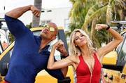 SEE PICS: On Baywatch sets, Dwayne Johnson and Zac Efron have a gala time
