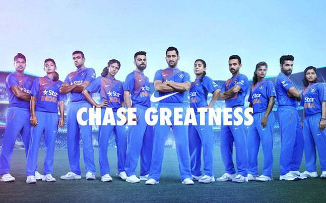 Photos Environment Friendly Jerseys For Team India: Team India's New-look Jersey Unveiled Ahead Of ICC World