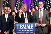 Donald Trump warns of unrest if denied Republican presidential nomination