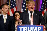 Donald Trump's campaign manager charged for assaulting journalist