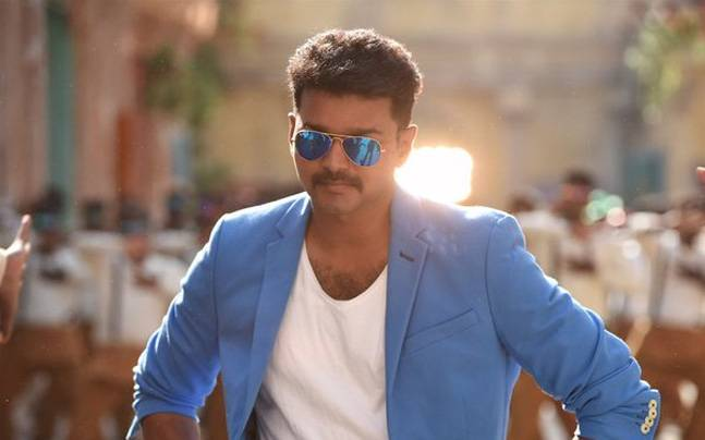 Theri trailer out!