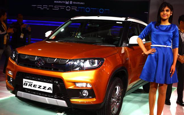 Ldi To Zdi Exploring The Maruti Suzuki Vitara Brezza Auto News