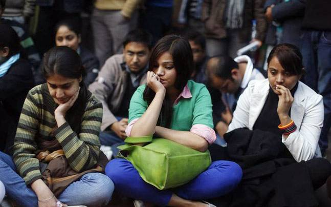 40 Per Cent Delhi Women Faced Sexual Harassment In Past -3453