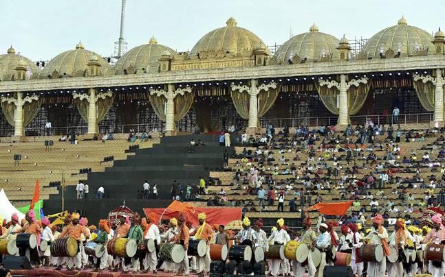 Sri Sri's World Culture Fest