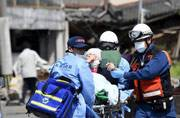 Aftershocks rattle southwestern Japan after quake kills 9