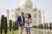 Taj is very romantic, says Kate Middleton on her visit to Agra