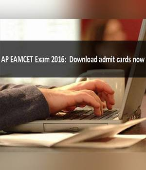 AP EAMCET Exam 2016 admit cards released: Download now