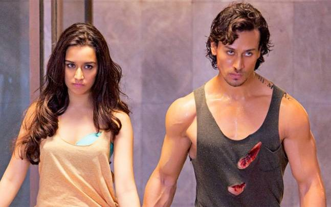 Baaghi Movie Review Tiger And Shraddha S Film Is All And